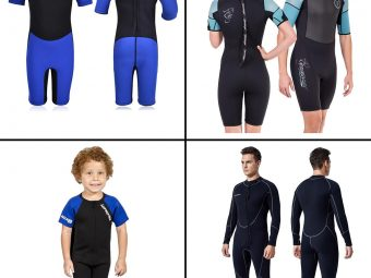 13 Best Shorty Wetsuits To Buy In 2020