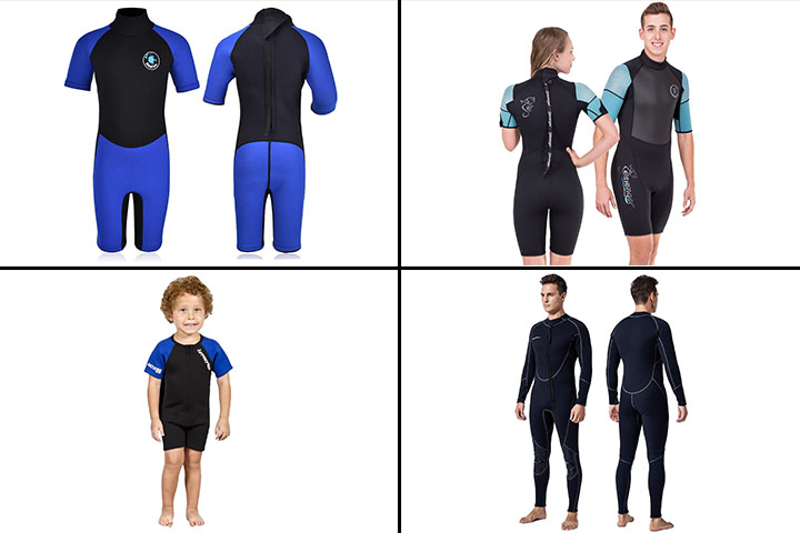 13 Best Shorty Wetsuits To Buy In 20201