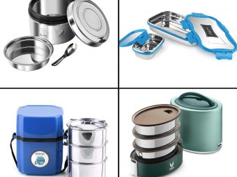 13 Best Stainless Steel Lunch Boxes In India 2021