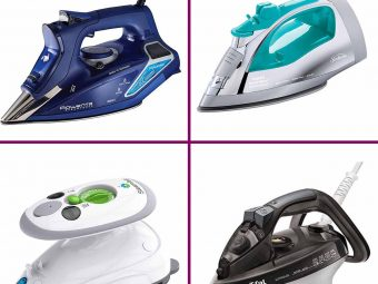13 Best Steam Irons To Buy In 2021