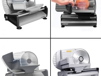 15 Best Meat Slicers For Home And Commercial Use