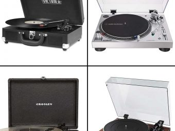 15 Best Turntables of 2021
