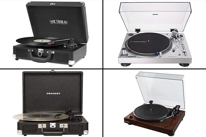 15 Best Turntables of 20201