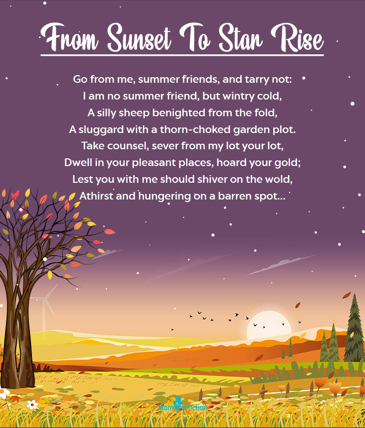 From Sunset To Star Rise
