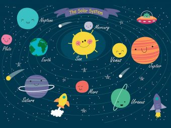 30 Intriguing Facts About The Solar System, For Kids