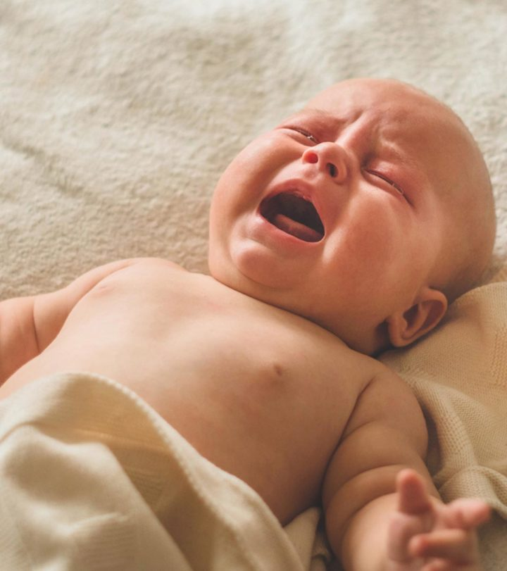 6 Reasons Why Babies Cry In Sleep And How To Soothe Them-1
