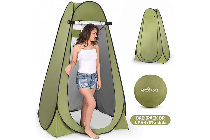 AbcoPop-up Privacy Tent