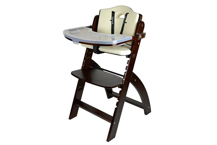 AbiieWooden High Chair