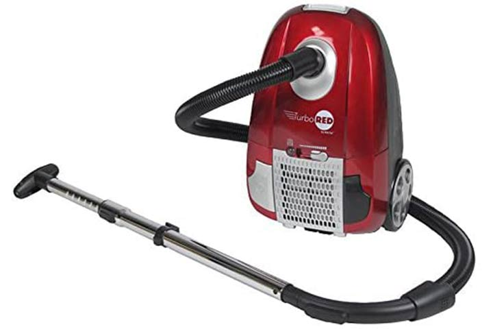 Atrix - AHC-1 Turbo Red Canister Vacuum