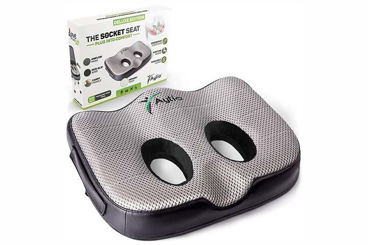 Aylio Socket Seat Memory Foam Cushion