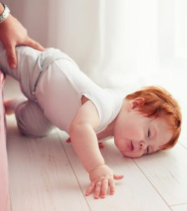 Baby Fell Off Bed What To Do And Tips To Prevent It