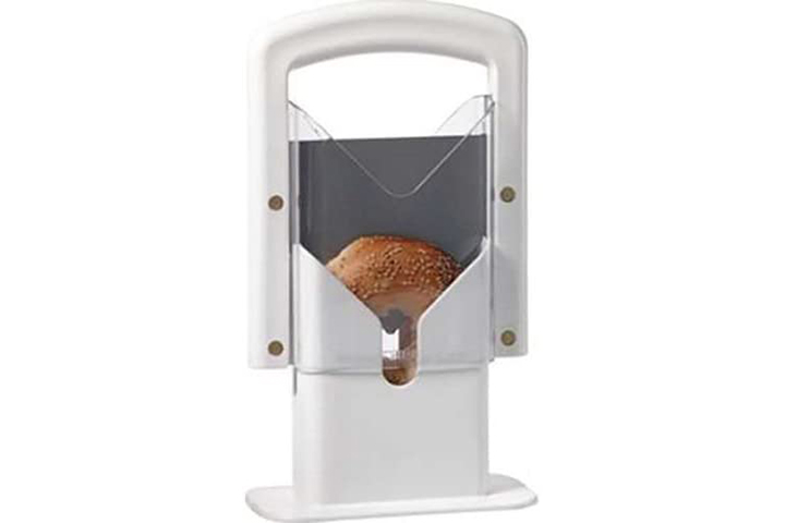 Bagel Cutter Slicer By Lifetime Brand