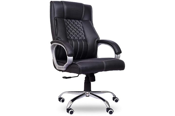 BeAAtho JS-29 Executive High Back Office Revolving Chair