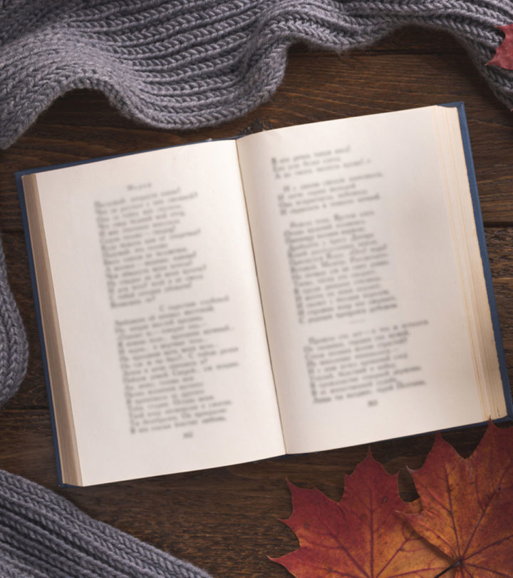 Beautiful Autumn Poems For Kids To Fall For