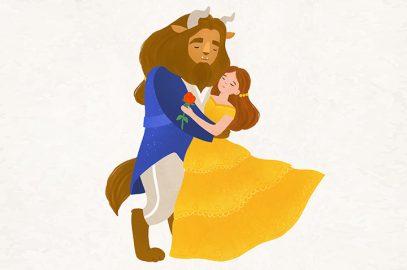 ब्यूटी और बीस्ट की कहानी | Beauty And The Beast Story In Hindi