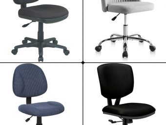 15 Best Armless Office Chairs In 2021