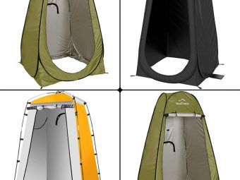 13 Best Camping Shower Tents In 2021