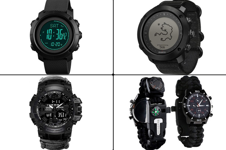 Best Camping Watches To Buy