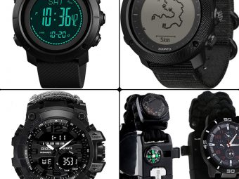 11 Best Camping Watches To Buy In 2020