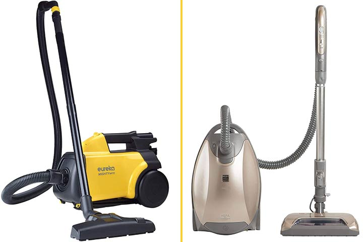Best Canister Vacuums To Clean Every Corner Of Your House