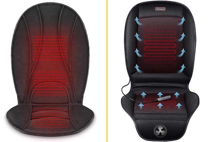 Best Car Seat Cushions To Buy In 2020