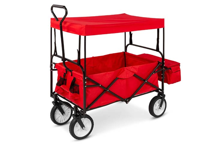 Best Choice Products Utility Cargo Wagon
