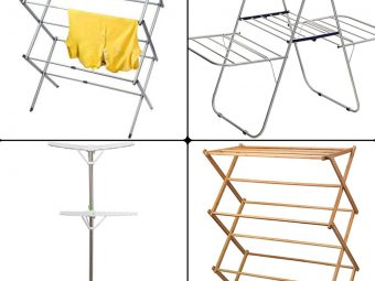 17 Best Clothes Drying Racks To Buy In 2021