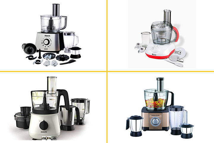 Best Food Processors In IndiaIn 2020