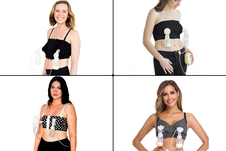 Best Hands-Free Pumping Bras