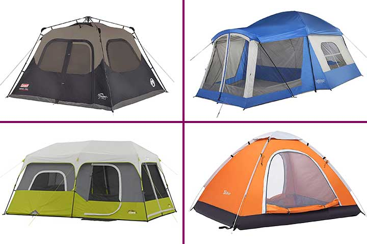 Best Instant Tents For Camping in 2020