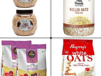 11 Best Oats Brands For Weight Loss In India In 2021