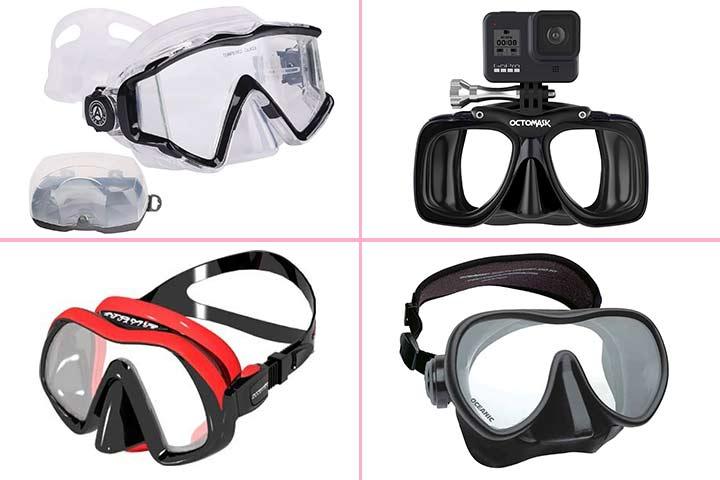 Best Scuba Diving Masks Of 2020