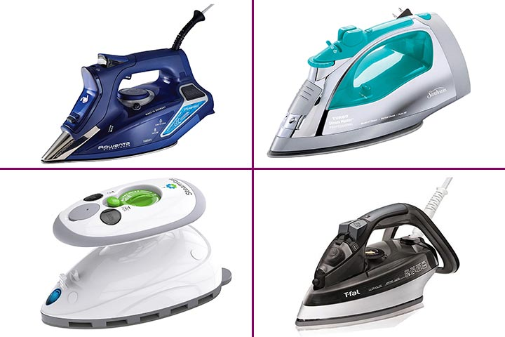 Best Steam Irons To Buy In 2020