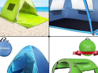 11 Best Tents For Beach Camping In 2020