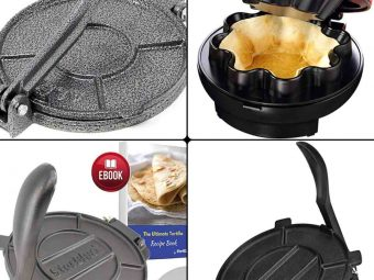 15 Best Tortilla Makers To Buy In 2020