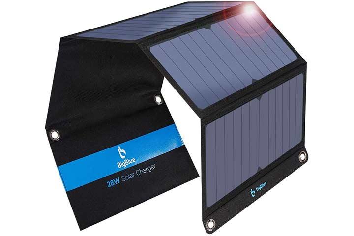 BigBlue 28W Solar Charger