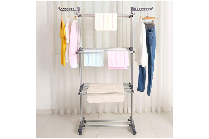Bigzzia Clothes Drying Rack