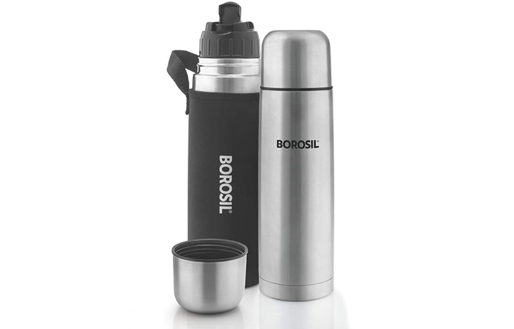Borosil Thermo Stainless Steel Flask
