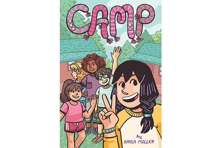 Camp By Kayla Miller