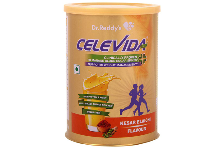 Celevida Diabetes and Weight Management Nutrition Health Drink