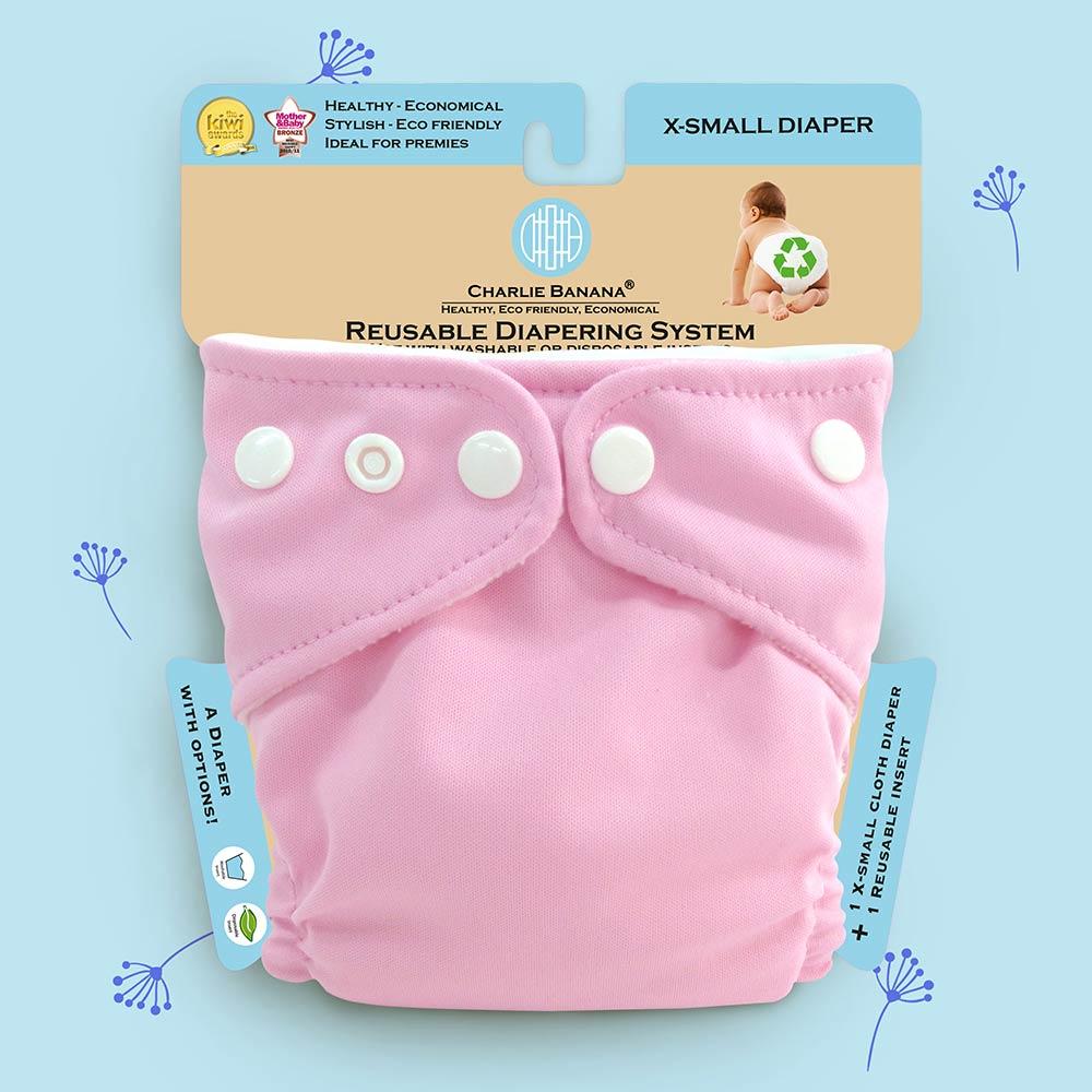 Charlie Banana Newborn Cloth Diaper
