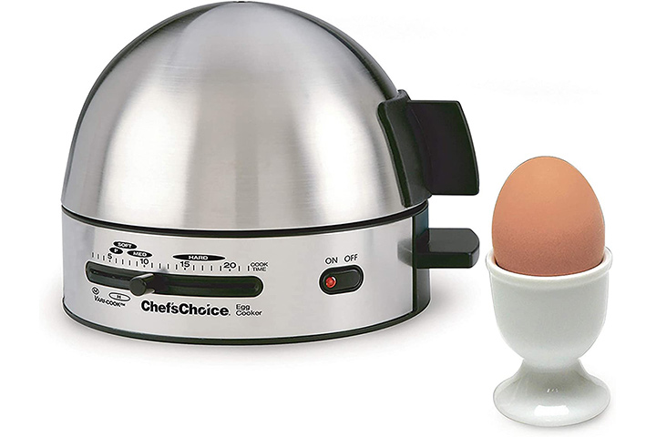 Chef's Choice Gourmet Egg Cooker
