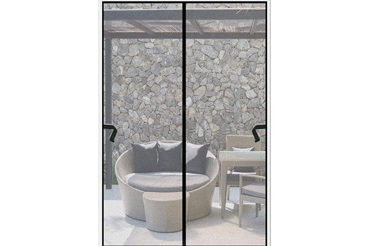 Chusstang French Door Mesh