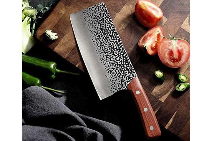 Cleaver Knife by Minli