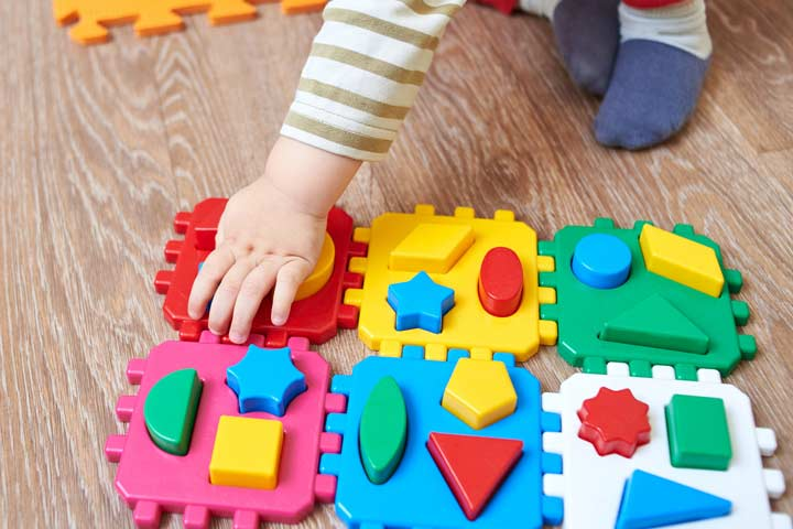 Color and Shape Sorters