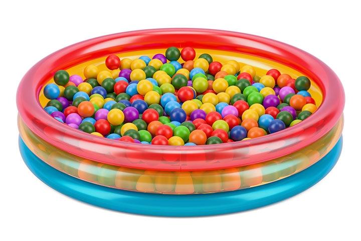 Color ball hunt