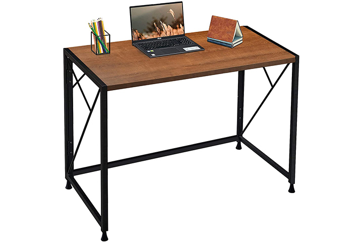 ComHoma Foldable Home Office Desk