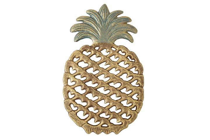 Comfify Cast Iron Pineapple Trivet