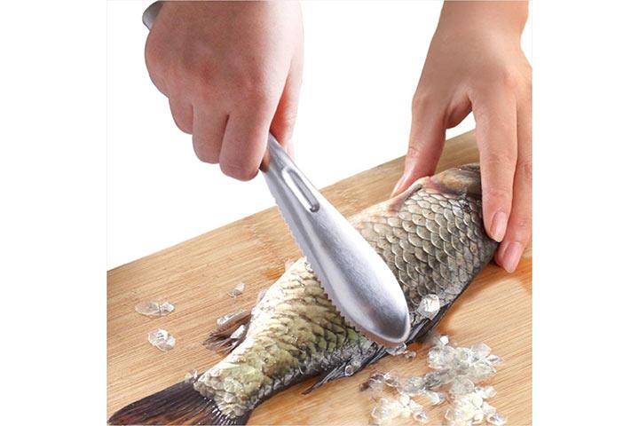 Copora Fish Scaler Brush