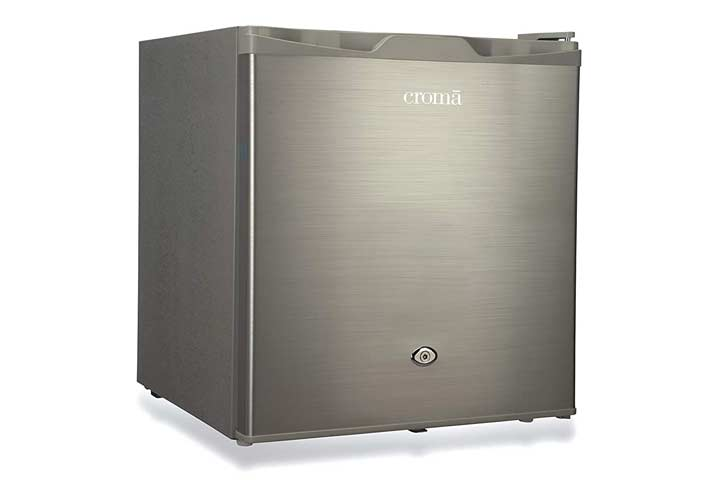 Croma 50 L 2 Star Single Door Refrigerator
